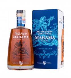 MARAMA SPICED INDONESIAN RUM 0.7L