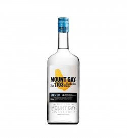 MOUNT GAY Eclipse - Silver 100 CL 40%