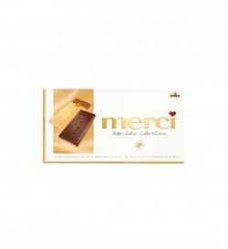 Storck - Merci tableta cafea, frisca 100g image