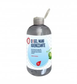 DIGEL DEZINFECTANT MAINI (MOJITO) 50 CL 70% image
