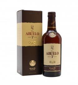 ABUELO - 7 Y.O 70 CL 40%