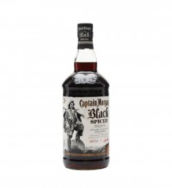 CAPTAIN MORGAN - Black Spiced 100 CL 40%