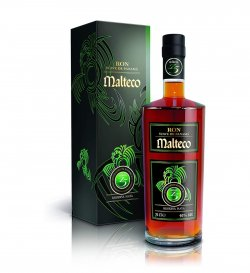 MALTECO RESERVA MAYA 15YO 70 CL 40%