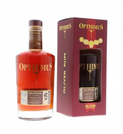 OLIVER OPTHIMUS OPORTO REPOSADO SOLERA 15YO 70 CL 43%