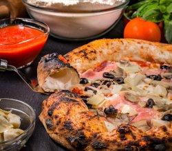 Pizza Capricciosa Comune image