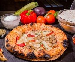 Pizza Vegetariană alla Griglia image