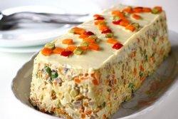 Salată de boeuf cu pui