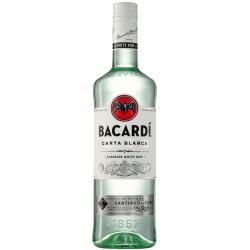 Bacardi Carta Blanca 0.7 image