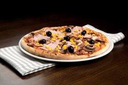Pizza Casei 1+1 Medie image
