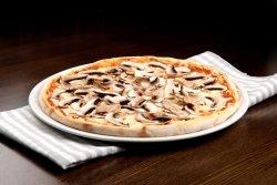 Pizza funghi mare