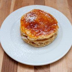 Pancakes cu dulceață