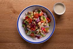 Salată de pasulă și porodici  image
