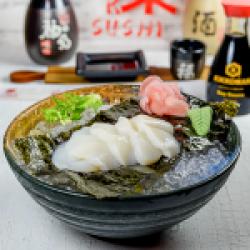 Sashimi 5 pcs Ohyo/ Halibut image