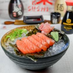 Sashimi 5 pcs Sake/ Salmon image