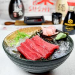 Sashimi 5 pcs Maguro/ Tuna image