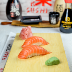 Nigiri Sake/ Salmon image