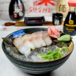 Sashimi 5 pcs Tai/ Red Snapper image