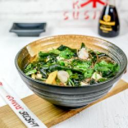 Sea Food Miso Noodle image