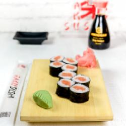 Maki Sake/ Salmon 8pcs image