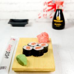 Maki Sake/ Salmon 4 pcs image