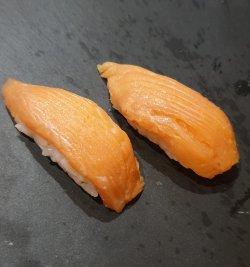 Nigiri Ten`nen no Sake/Wild Orange Salmon