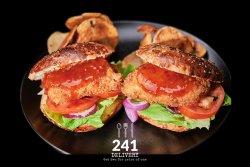 Burgeru` Crispy Fish 1+1