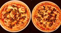 Pizza Mediteraneana 1+1