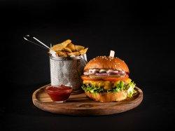 O'Peter's Cheeseburger image