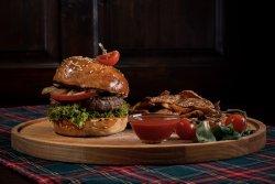 O'Peter's Beef Burger image