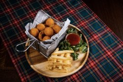 Cheese Croquettes image