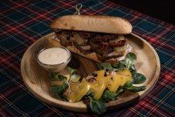 Pork & Horseradish Sanwich image