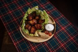 Sweet Chilli Chicken Wings image