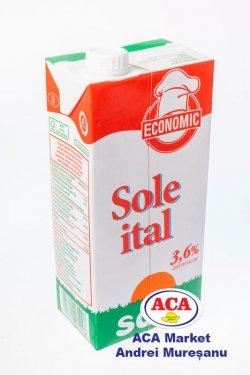 sole bautura lapte 3.6% 1l