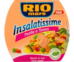 rio mare salata paella 160gr image