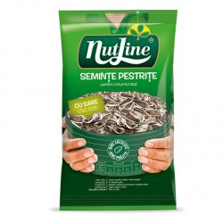 nutline seminte pestrite sare 100gr