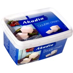 akadia double cream 400g