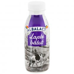 lapte batut albalact 330gr