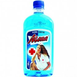 alcool sanitar mona 500ml
