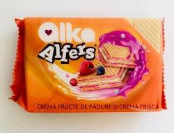 alfers napolitane fructe de padure 170gr image