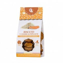 biscuiti vegani turmeric 150g