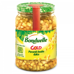 bonduelle porumb gold 580ml