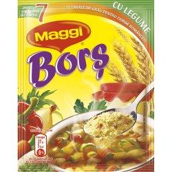 bors maggi cu legume 70g image