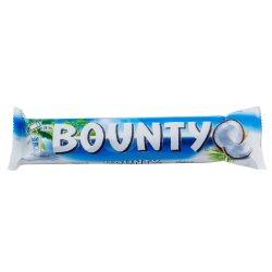 bounty cioco lapte {2X28.5gr} 57gr