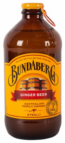 bundaberg ginger ale 375ml