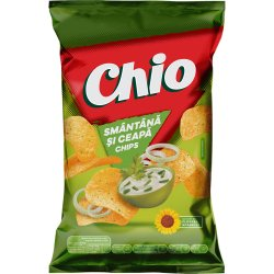 chio chips smantana ceapa 100gr