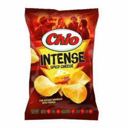 chio intense spicy cheese 135gr