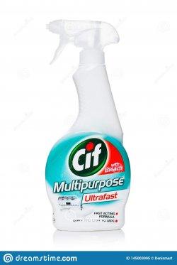 cif multipurpose ultrafast 500ml