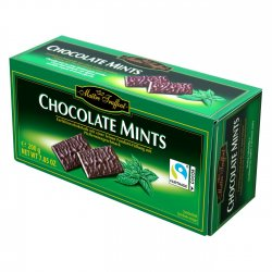 ciocolata menta 200g maitre truffout