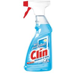clin pistol 500ml blue