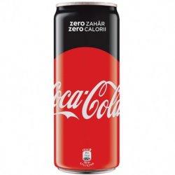 coca cola zero doza 0.33